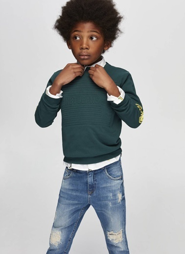 Nebbati Sweatshirt Yeşil